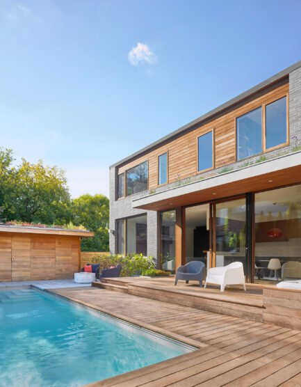 Home of the Week: Garden Circle House by Dubbeldam Architecture + Design