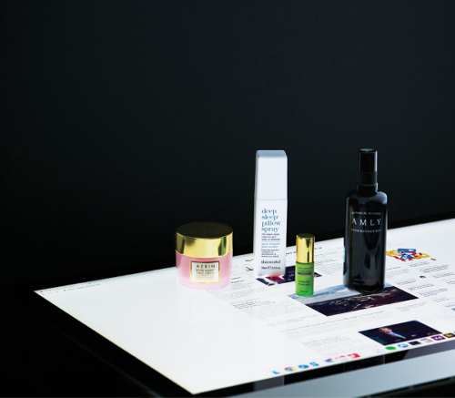 Digital Detox Beauty Products