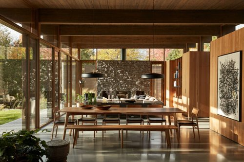 Home of the Week: Brome Lake Residence by Atelier Pierre Thibault