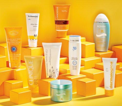 After-Sun Skin Care