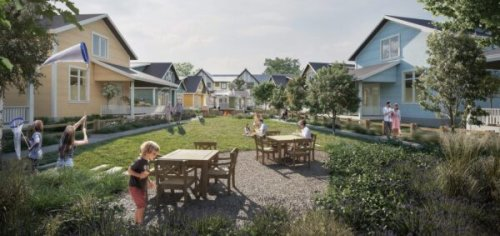 Southlands Combines an Agricultural-Community Model With Modern Living