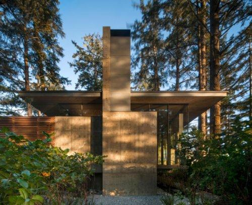 Home of the Week: Tofino Beach House by Olson Kundig