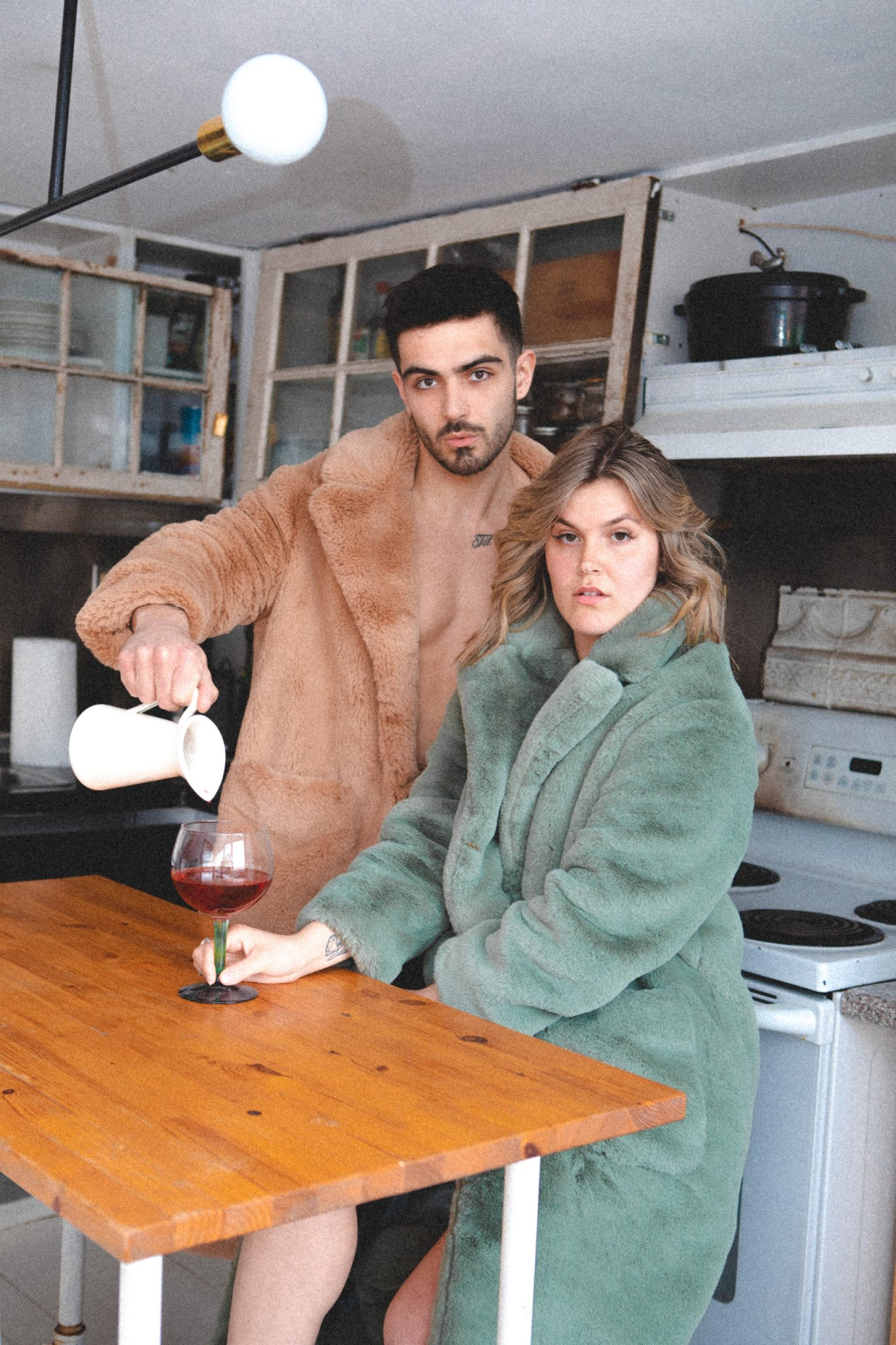 FREED Brings a Sustainable, Slow Fashion Approach to Faux Fur Outerwear