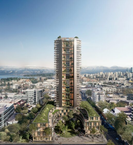 British Columbia Gets Serious About Mass Timber Architecture