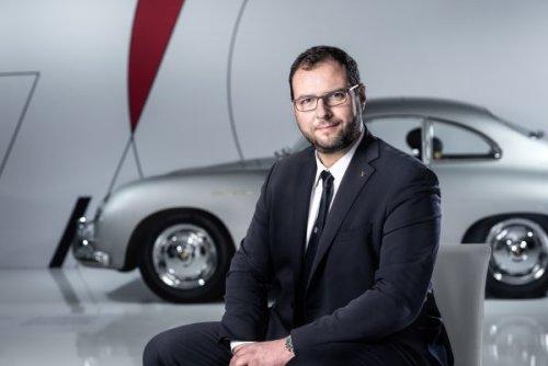 Porsche Cars Canada President Marc Ouayoun