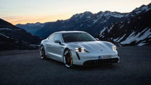 Move over Tesla, meet Porsche's new Taycan