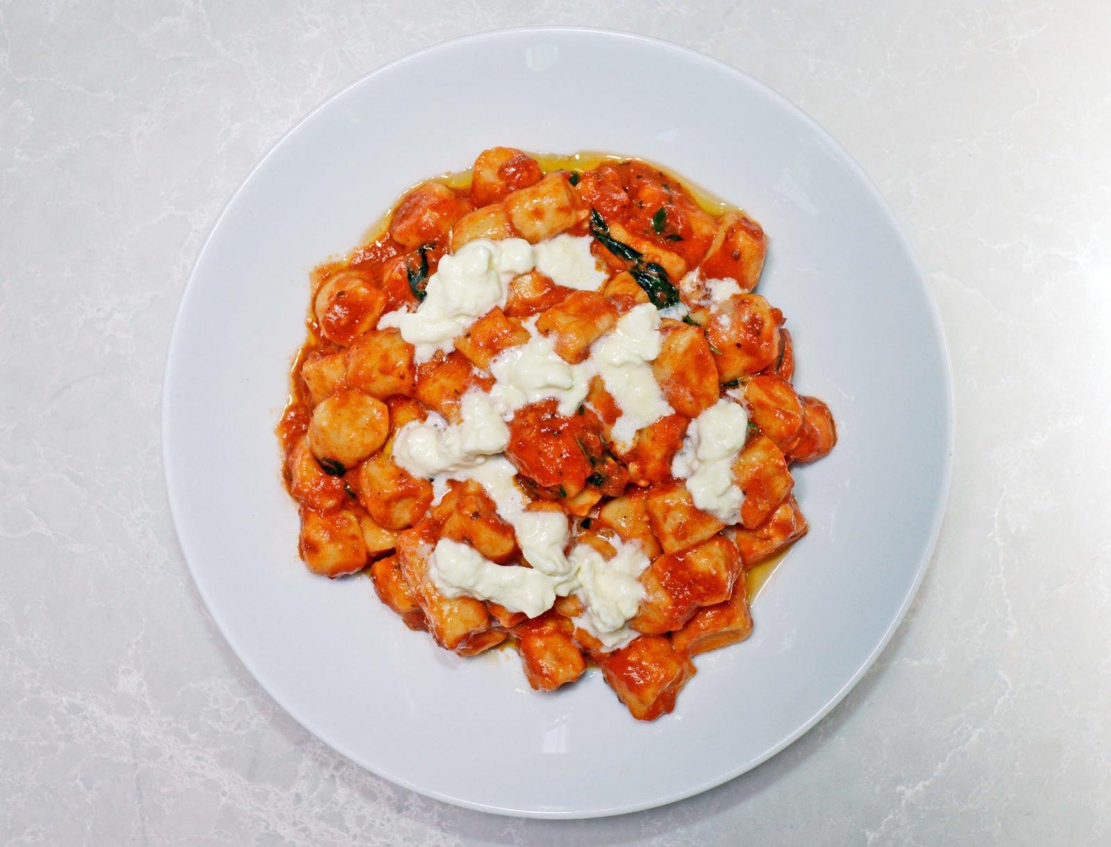A Ricotta Gnocchi and Tomato Sauce Recipe From Chef Mark McEwan