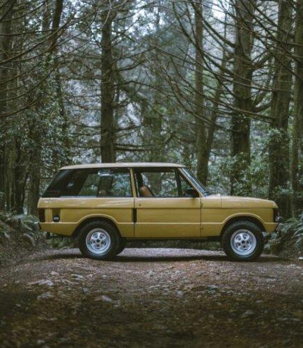 Brooklyn Coachworks' Rugged Elegance: Land Rover Restoration in the Heart of Brookyln