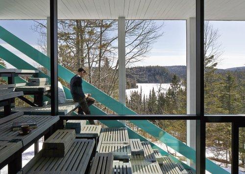 Quebec's Lake Jasper House