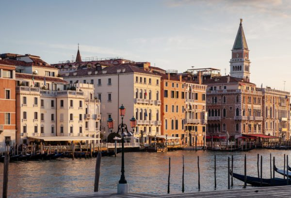 The St. Regis Venice'sPrivileged Location on the Grand Canal