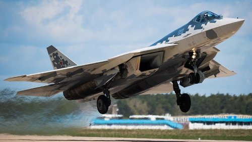 Russia to create an export version of the 5th-gen fighter jet based on the Su-57