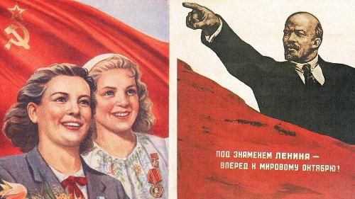 The Soviet flag EXPLAINED