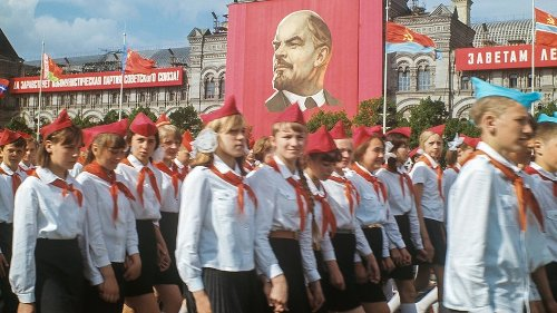 17 words that DEFINED the Soviet Union