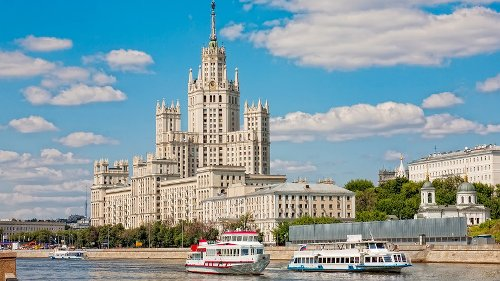 10 most beautiful residential buildings in Moscow (PHOTOS)