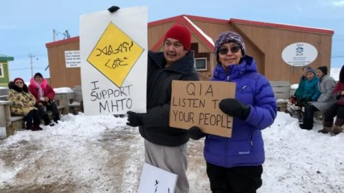 'What is happening now is not working for Inuit': Why Inuit association in Arctic Canada won't support Baffinland mine expansion