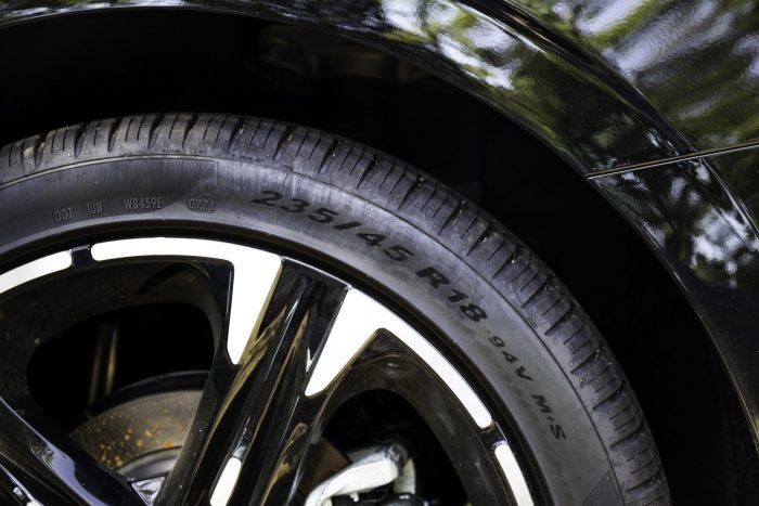 Here's What Those Numbers on Your Tires Mean