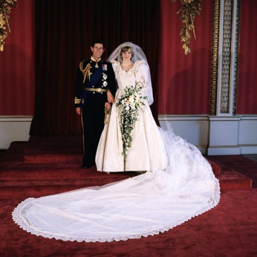 Princess Diana and Prince Charles' Royal Wedding: A Photo Album