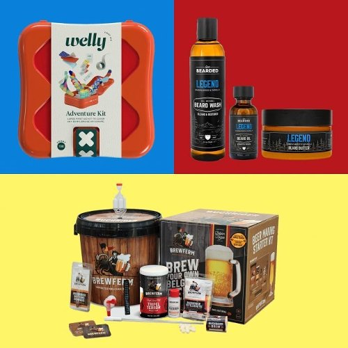 25 Father's Day Gift Baskets That Make the Perfect Presents
