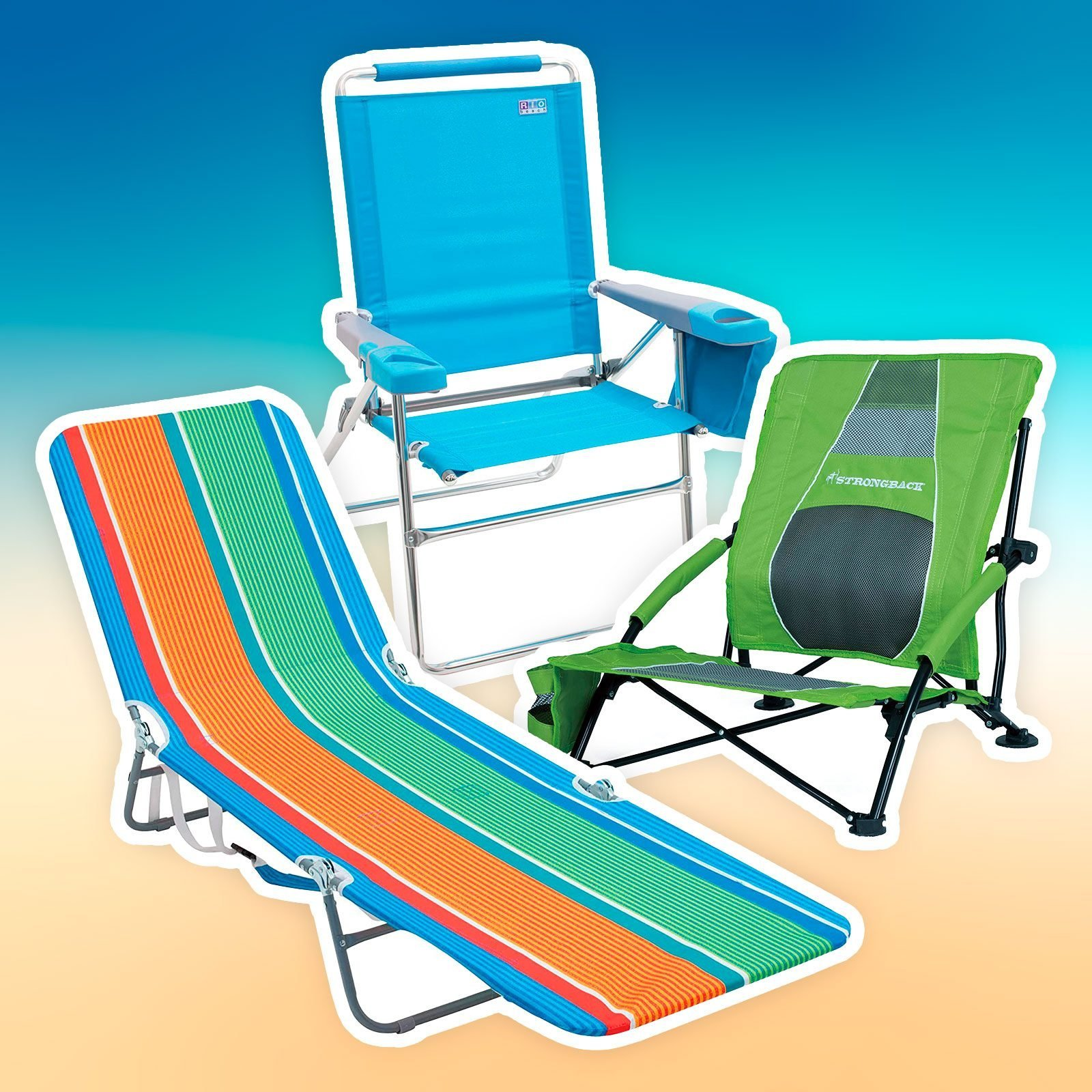 12 Best Beach Chairs for Summer Lounging