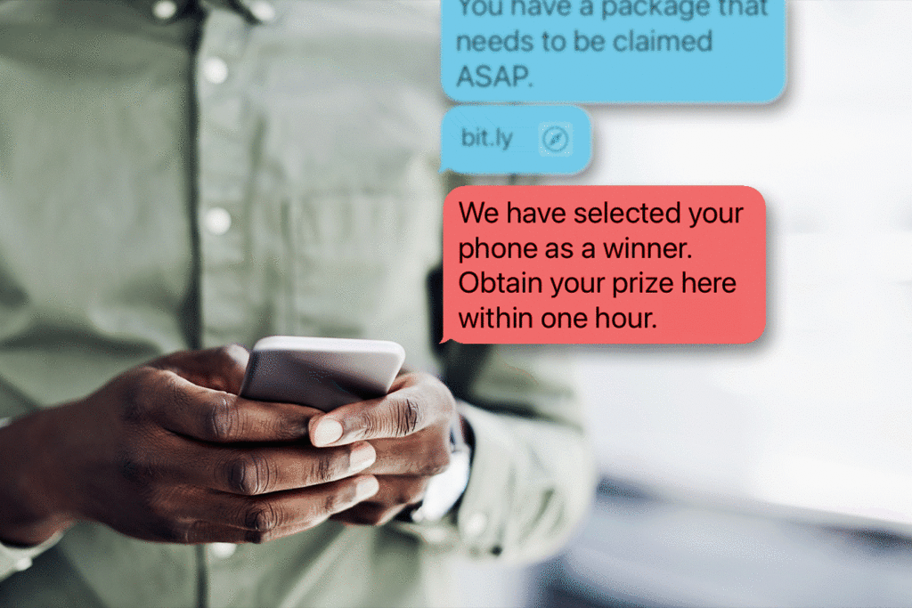 How to Stop Spam Texts on an iPhone or Android