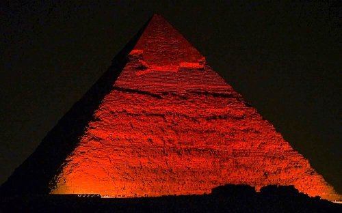 Scientists Have Just Discovered a Mysterious Chamber in One of the Pyramids