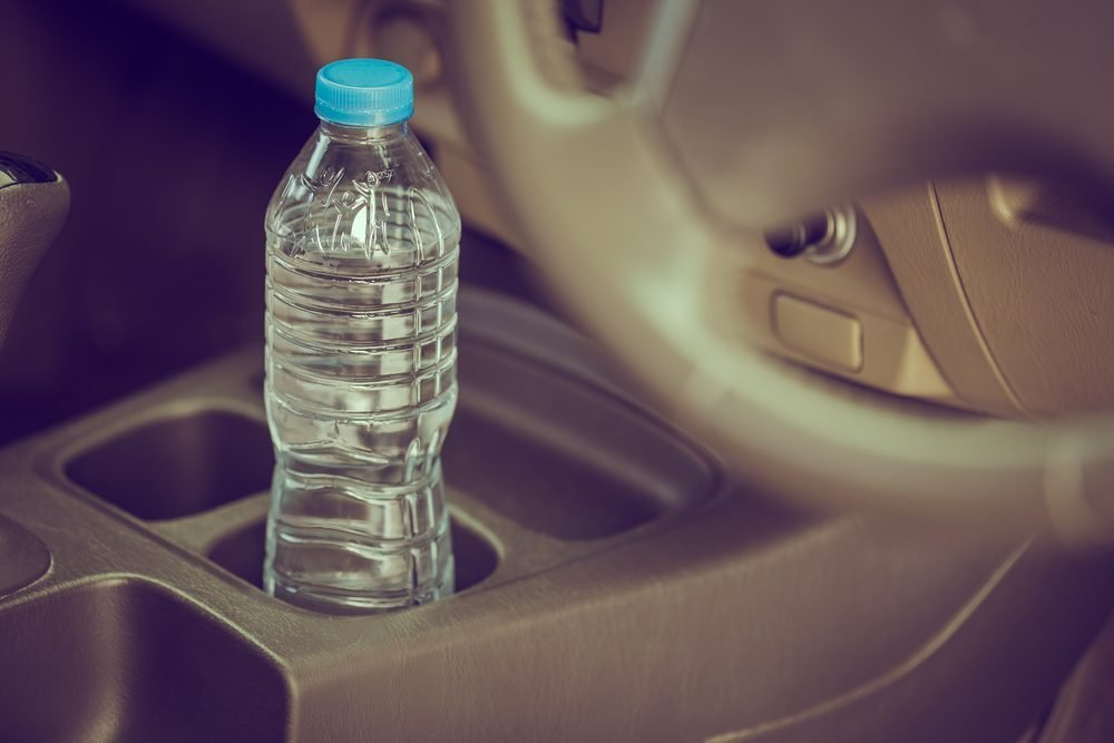 15 Things You Shouldn't Leave in the Car