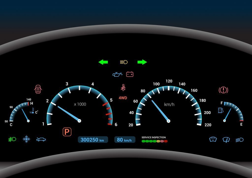 Here's What All Those Car Dashboard Symbols Mean