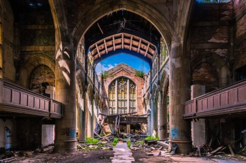 The Spookiest Abandoned Place in Every State