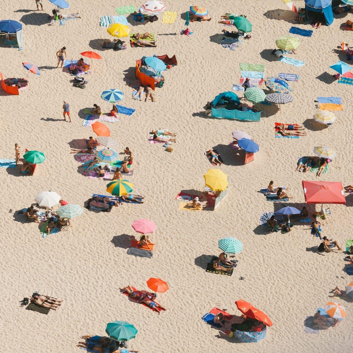 The 12 Best Beach Umbrellas for Summer That Won't Blow Away