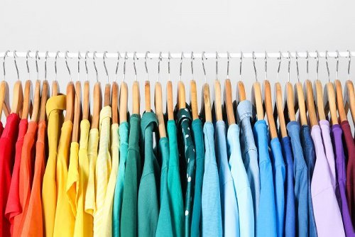 How to Color-Code Your Closet to Keep Clothing Organized
