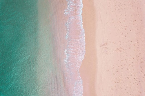 The Most Beautiful Colored-Sand Beaches in the World