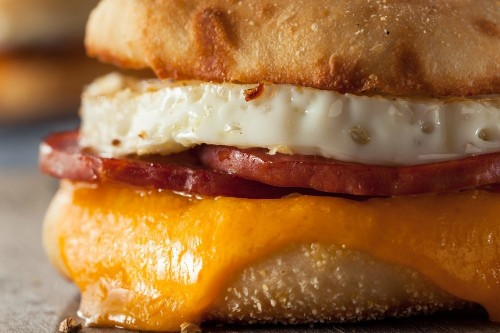 The Shocking Secret About Your Fast-Food Eggs