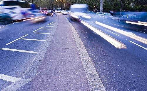 How One City Is Using Optical Illusions to Prevent Traffic Accidents