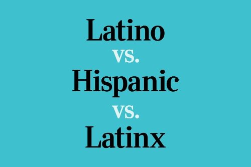 Latino, Hispanic, and Latinx: What the Terms Mean and How to Use Them