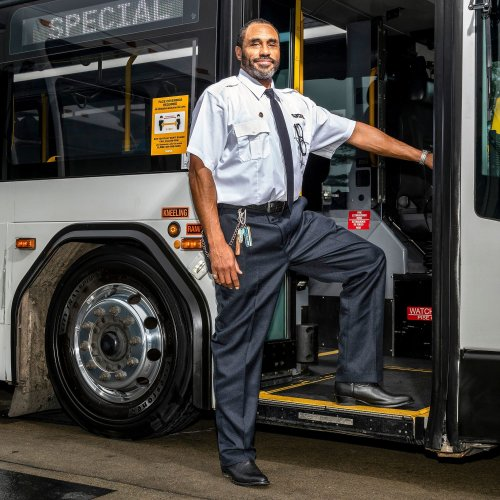 This Bus Driver Saved a Grandmother from a Violent Assault