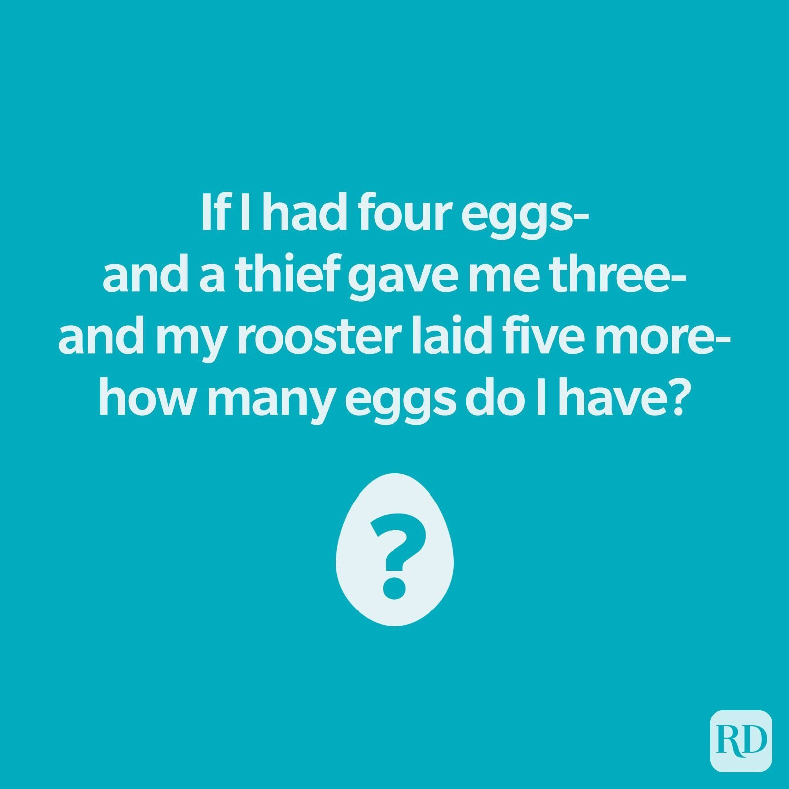 Egg Riddle: If I Had 4 Eggs: Try to Solve the Viral Riddle