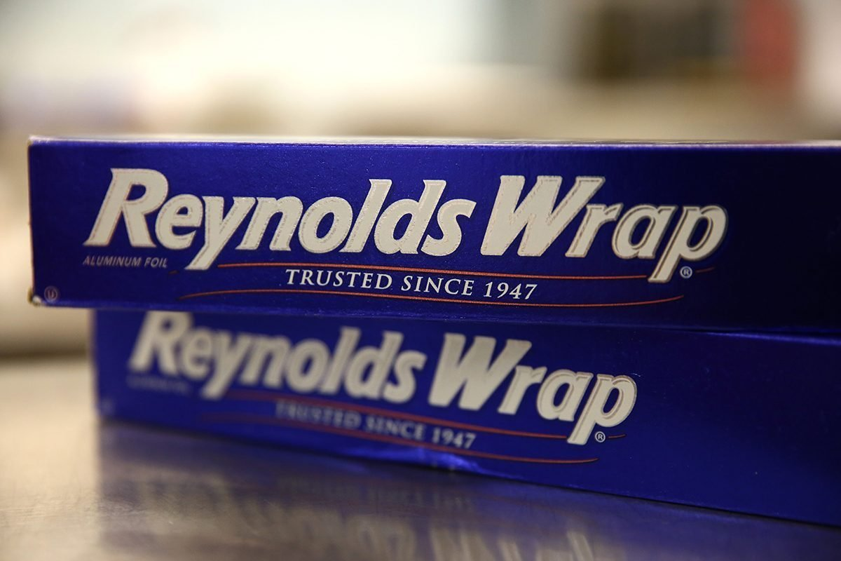 Reynolds Wrap Aluminum Foil Is Now Color-Coded—Here's What All the Colors Mean