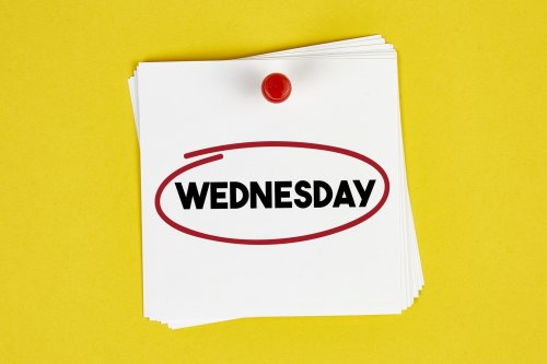 8 Things You Should Do on a Wednesday