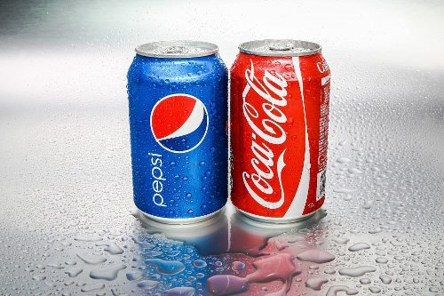 This Is the Real Flavor Difference Between Pepsi and Coca-Cola
