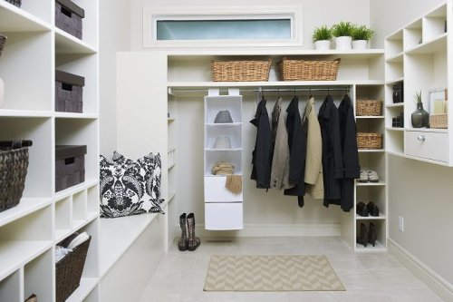 23 Best Ideas for Organizing Your Walk-In Closet
