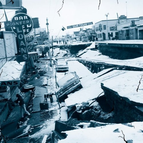 How the First Female Newscaster in Anchorage Kept the Town from Falling Apart During the Great Alaska Earthquake