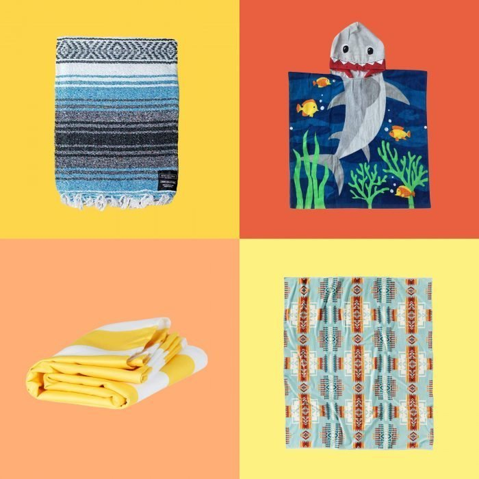 15 Best Beach Towels, According to Reviews