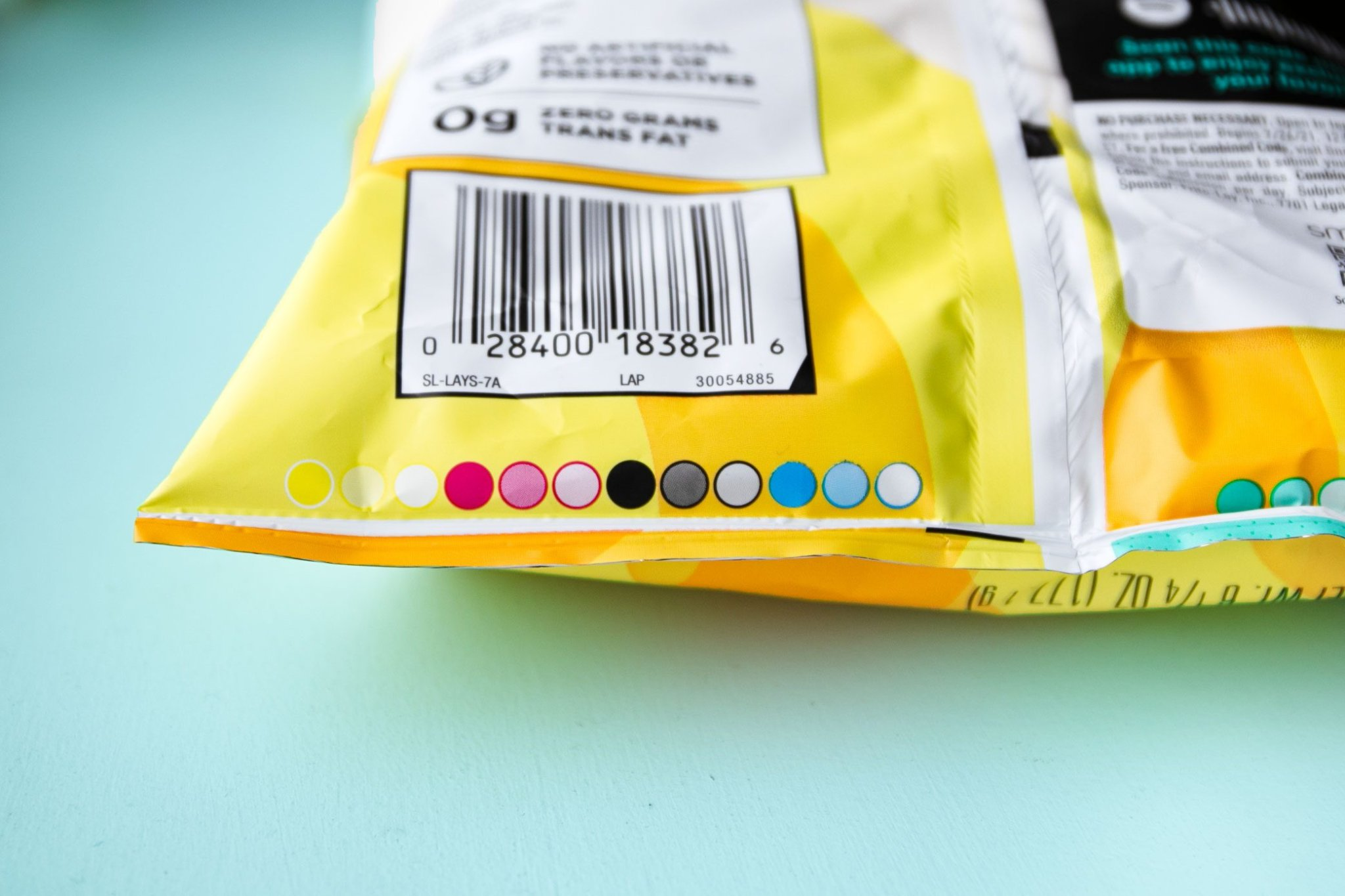 Here's What Those Colored Circles on Food Packages Actually Mean