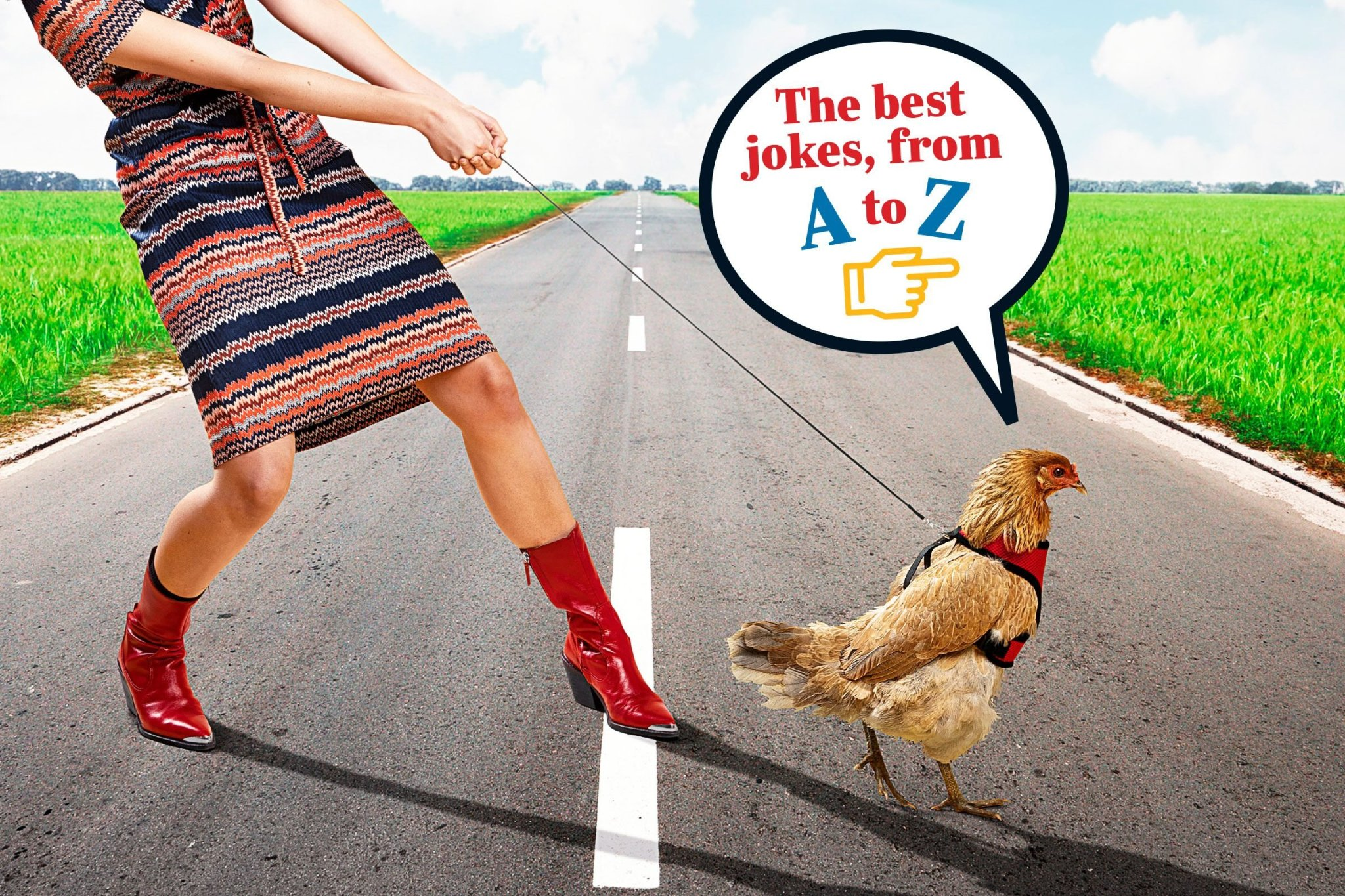 The Best Jokes, from A to Z