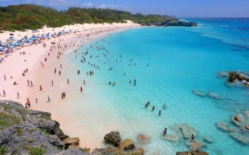 The Most Gorgeous Pink Sand Beaches in the World