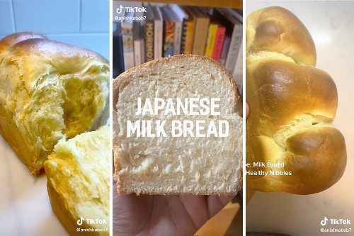 You Can Make a Soft, Fluffy Loaf of Bread with a Can of Condensed Milk