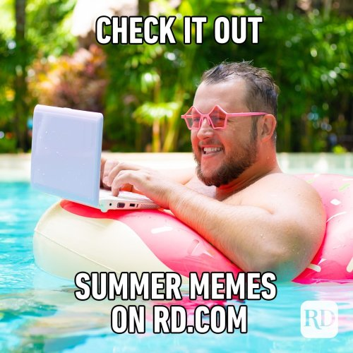 25 Summer Memes That Are Hilariously Relatable