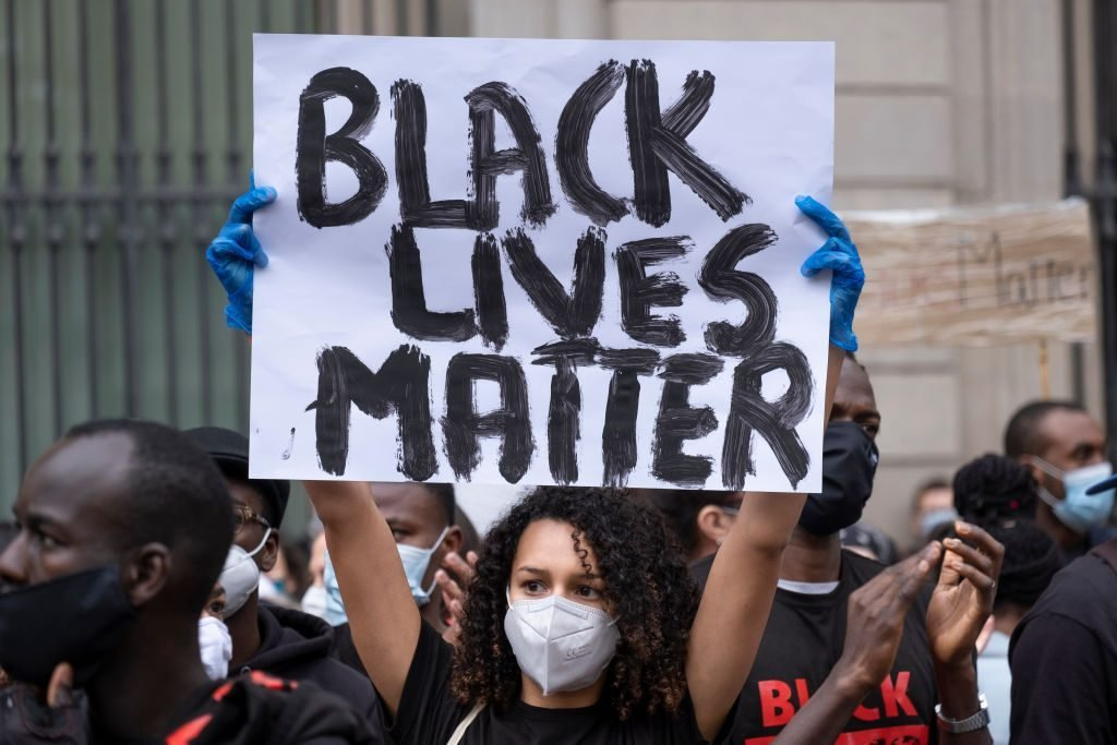 21 Powerful Protest Photos That Show Global Solidarity Against Racial Injustice