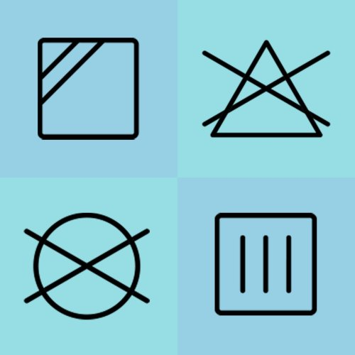 A Guide to Laundry Symbols: Find Out What Those Washing Symbols Mean