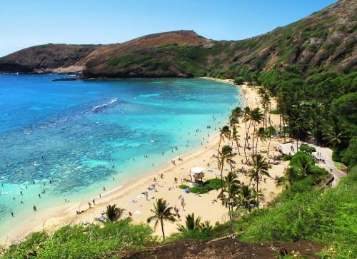 20 Gorgeous Beaches with the Clearest Water in the World